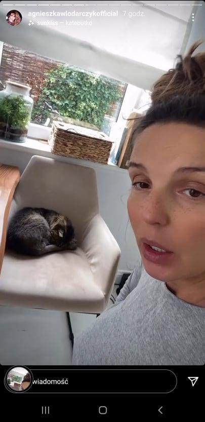 Agnieszka Włodarczyk wyżaliła się na Instagramie