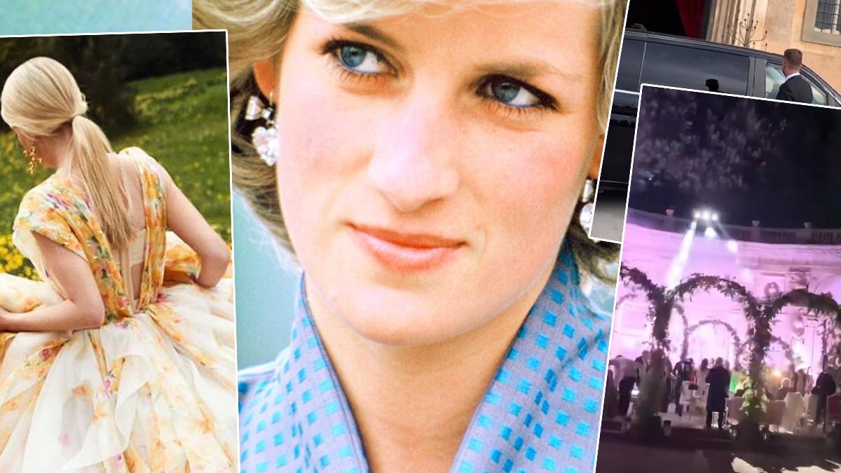 Bratanica księżnej Diany wzięła ślub: wesele Kitty Spencer