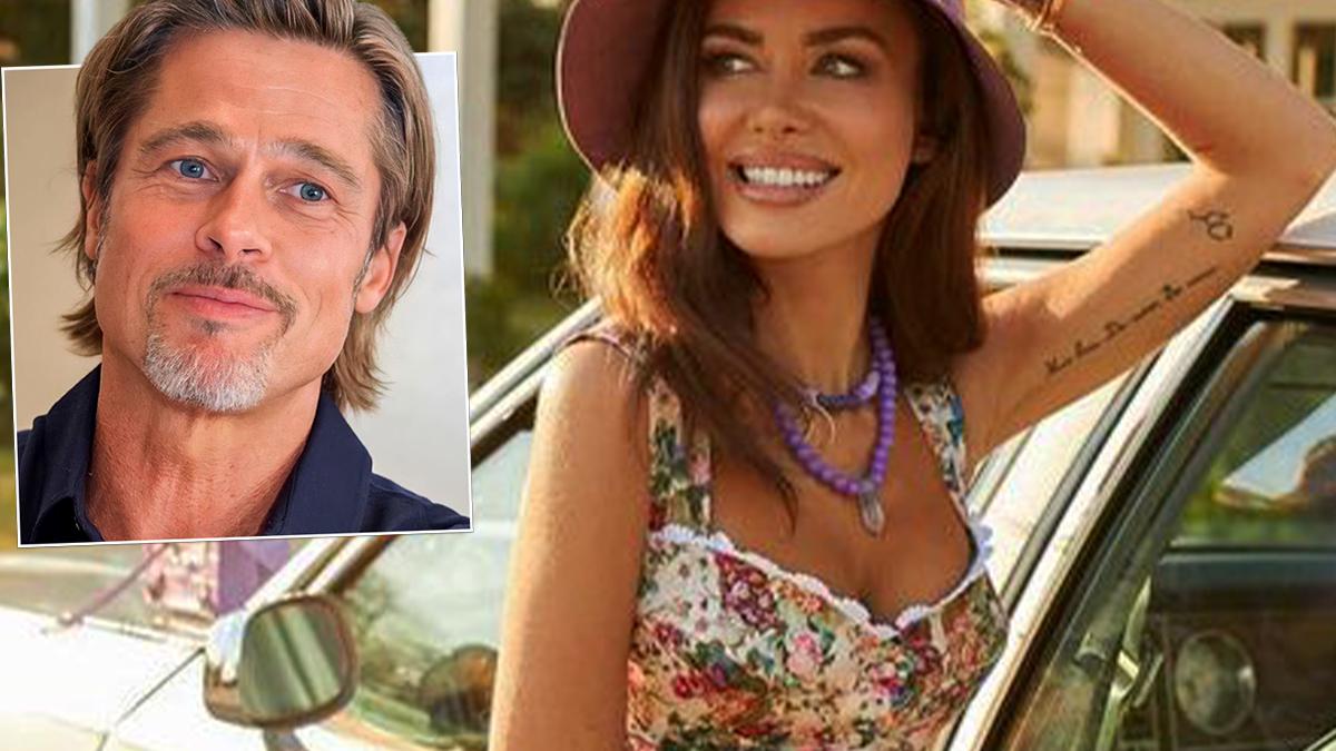 Natalia Siwiec i Brad Pitt we wsp�lnej reklamie