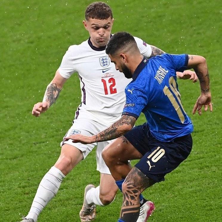Euro 2020 - finał Włochy-Anglia
