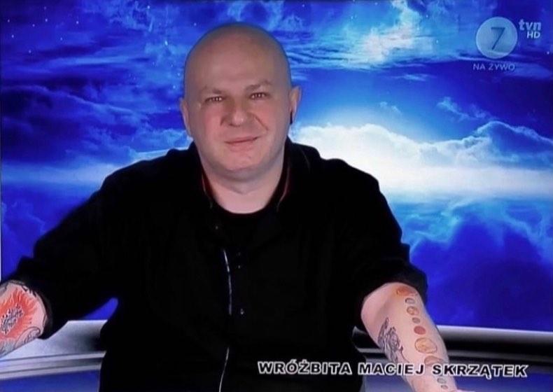 Wróżbita Maciej zdecydował się na coming out
