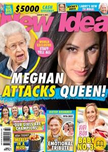 New Idea - atak Meghan na królową