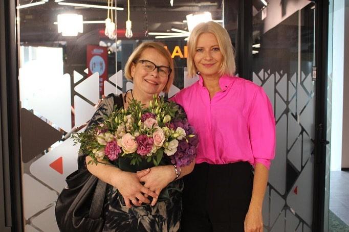 Małgorzata Kożuchowska ma już długie włosy