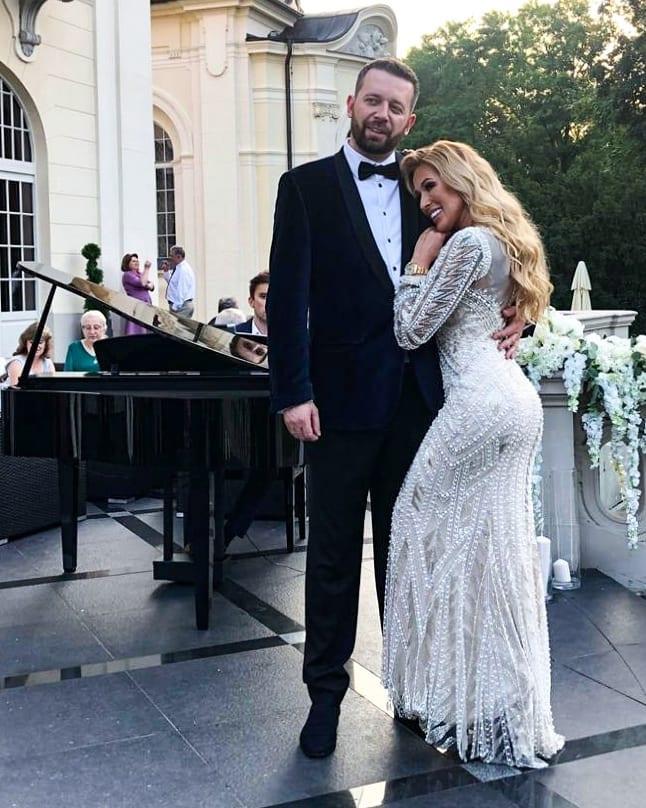 Sylwia Peretti wyszła za mąż