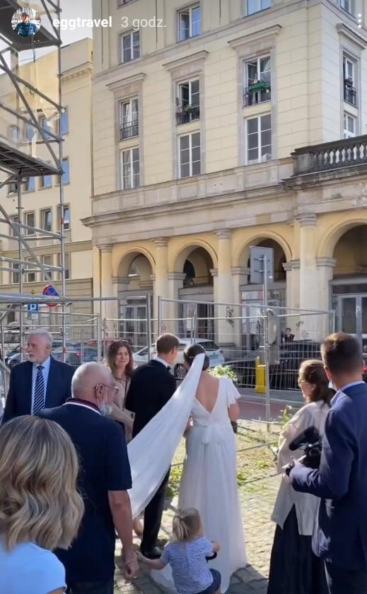 Julia Królikowska wzięła ślub