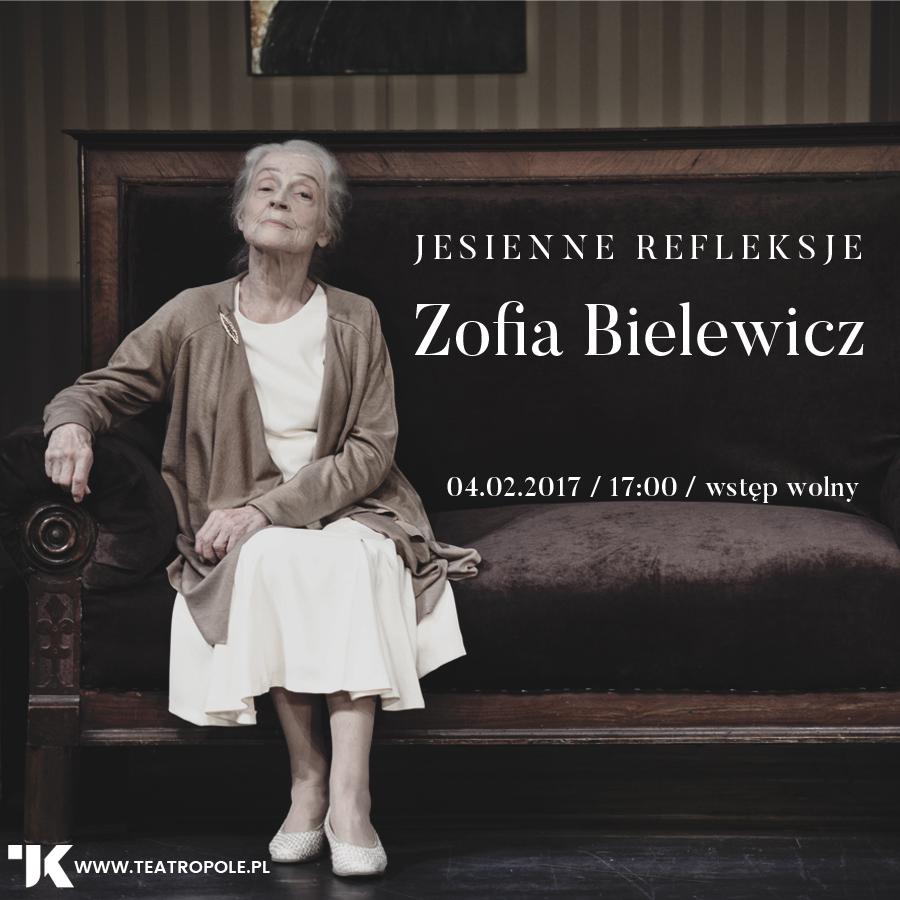 Zofia Bielewicz nie żyje
