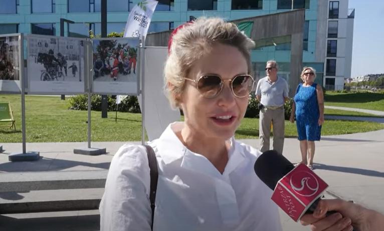 Małgorzata Ohme o prowokacji Kuby Wojewódzkiego