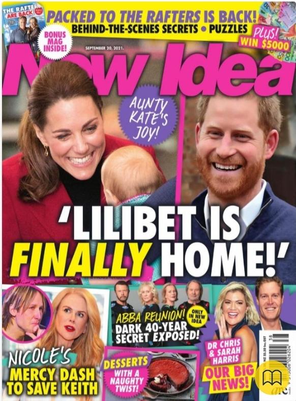 Kate szykuje niespodziankę dla Elżbiety II