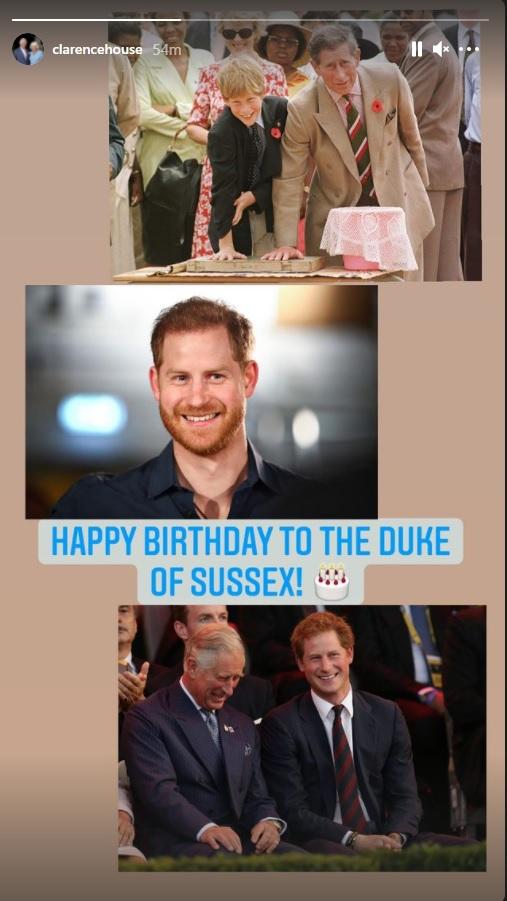 Książę Harry skończył 37 lat