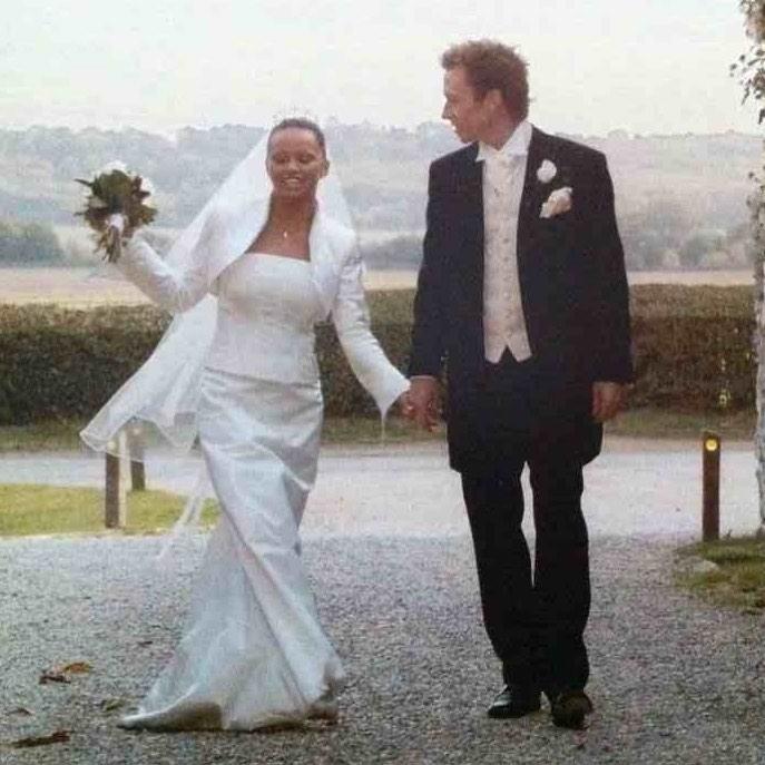 Ola i James na ślubnym kobiercu