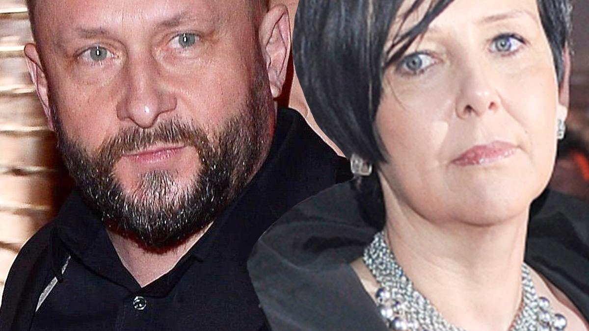 Kamil Durczok i jego była żona