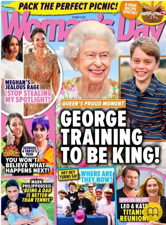 George trenowany na króla