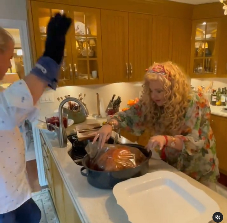 Magda Gessler pokazała kuchnię w domu w Kanadzie