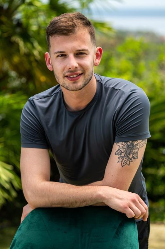 Marek Misztal - uczestnik Prince Charming