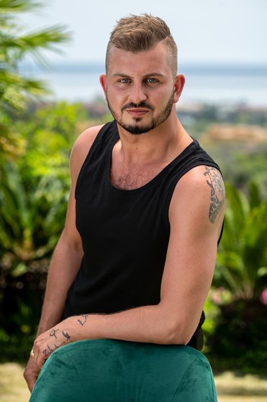 Paweł Kosewski - uczestnik Prince Charming