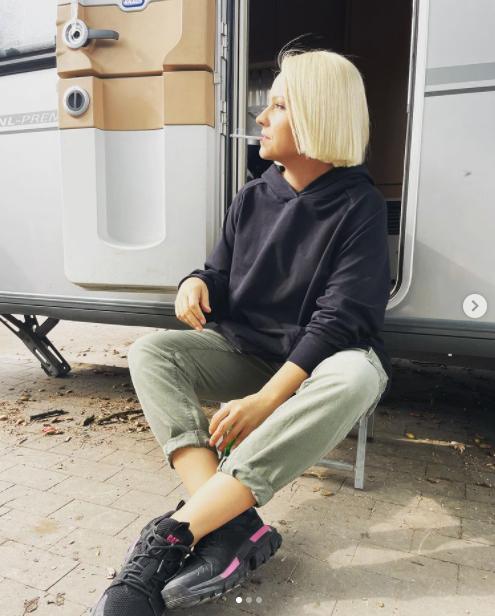 Dorota Szelągowska obecnie. Zdjęcie z Instagrama